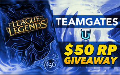 $50 RP Giveaway!