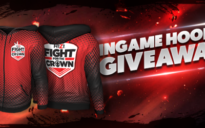 H1Z1 Fight For The Crown IN GAME Hoodie Giveaway