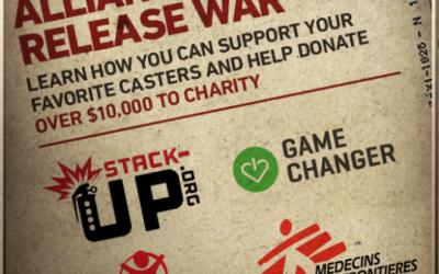 Alliance Charity War Recap